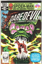Daredevil Comic Book #177 Marvel Comics 1981 NEAR MINT NEW UNREAD - $33.78