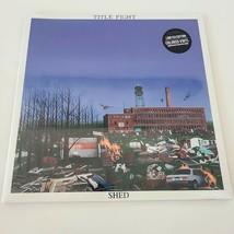 TITLE FIGHT Shed LP Record ORANGE VINYL 700 Pressed New & Sealed OOP - $197.95