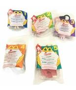 1995 McDonalds Happy Meal World Barbie Toys lot #1-5 USA Dutch JAPAN Kenya Mexic - $23.74