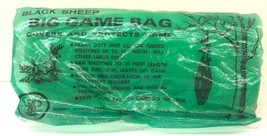 """Vintage Black Sheep Big game bag NEW OLD STOCK Covers protect Game 50"""" w... - $18.69"""