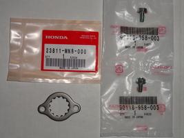 Front Sprocket Lock Bolts Washer OEM TRX400EX TRX400X TRX 400EX 400 EX X... - $14.95