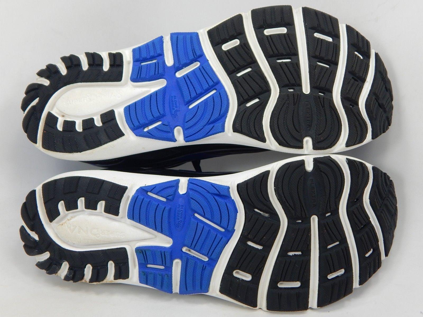 Brooks Transcend 4 Size US 10 M (D) EU 44 Men's Running Shoes Black 1102491D002 image 6