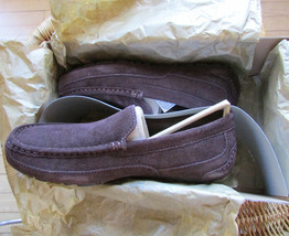 UGG Slipper Shoes Alder Suede Loafer NEW - $98.01