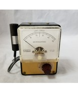 Science and Mechanics Magazine Model 250p Microamperes Light Meter F.S.=... - $28.93