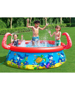 NEW Bestway H2OGO! Sea Pals Spray Pool **FREE SHIPPING** - $59.99
