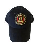 Atlanta United FS MLS Black Hay Cap Adjustable - $13.11