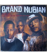 Brand Nubian – Young Son / Still Livin' In The Ghetto  - $6.00