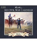 Lang Civil War 2021 Wall Calendar (21991001901) - $19.80