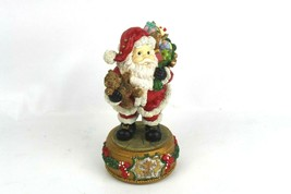 Santa Claus San Francisco Music Box Company  - $29.42