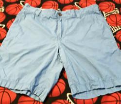 IZOD Men's Saltwater Shorts Size 36 100% Cotton 4 Pockets Style#CC00002T... - $20.67