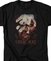 The Lord of the Rings Uruk-Hai Orcs Middle Earth Mordor graphic t-shirt LOR1005 image 3