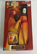 "Star Wars Episode 1 1999 - Queen Amidala - Hidden Majesty Queen Amidala 10"" doll - $23.36"