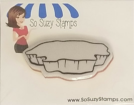 So Suzy Stamps Iceberg Rubber Stamp