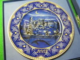 WEIHNACHTEN 2003 Collector Plate HUTSCHENREUTHER......................SALE - $14.85