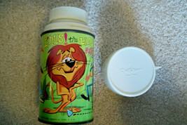 Vintage 1965 Linus The Lionhearted Thermos by Aladdin - Excellent Condition - $55.13