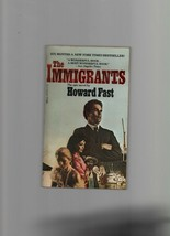 The Immigrants - Howard Fast - PB - 1978 - Dell Books - LaVette Family. - $1.47