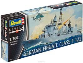 Revell 1/300 German Frigate Class F122 Model Kit - $24.00