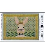 Regal Rabbit  cross stitch chart Artful Offerings  - $9.00