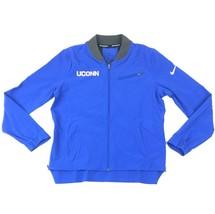 Nike UCONN Huskies Hyperelite Basketball Championship Jacket Women's M 867989 - $13.37