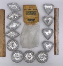 VTG 12-pc Set of NORDICWARE Tart Shell Molds in Original Package (17-790) - $19.00