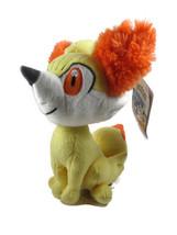 NWT Tomy Pokemon Plush Fennekin Feunnec Fynx Stuffed Animal Doll Collect NEW  - $19.56