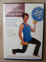 Stronger Bones, Stronger Body DVD - $21.95