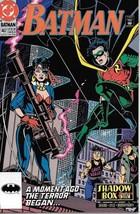 Batman Comic Book #467 Dc Comics 1991 Very FINE/NEAR Mint Unread - $3.50