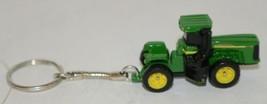 ERTL Tomy TBEK46233 John Deere 9020 Tractor Key Chain Green image 2