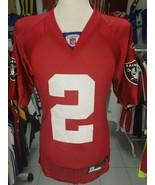 Trikot Oakland Raiders (S)#2 Russell Reebok NFL Jersey Camiseta Maillot - $42.03