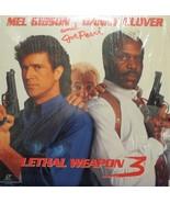 Lethal Weapon 3 - Laserdisc - $8.01