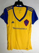 Adidas Women's MLS Jersey Colorado Rapids Yellow Team sz 2XL - $12.86