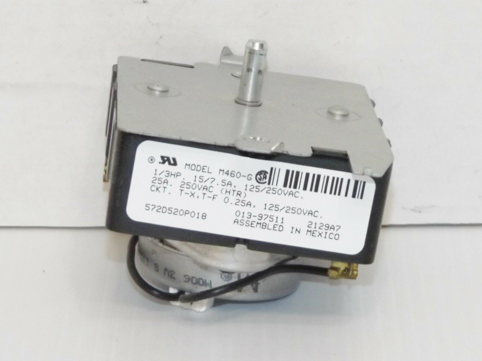 Primary image for General Electric Dryer : Timer Assembly (WE04M0188 / WE4M188) {P1439}