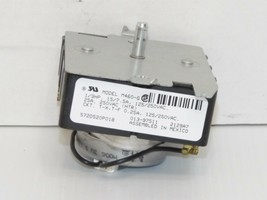 General Electric Dryer : OEM Timer Assembly (WE4M188) {P1439} - $49.49