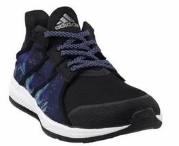Nuovo Donna Adidas Gymbreaker W da Ginnastica/Corsa/Atletico Rete Nera Scarpe