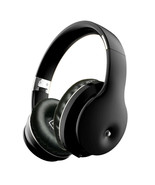 Rechargeable Stereo Wireless Bluetooth Headphone w/ LED, Microphone Bla... - $16.99