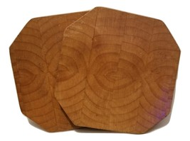 Wooden coasters - $18.00