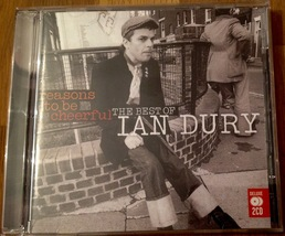 Ian Dury (2CD) Reasons To Be Cheerful Best Of Hits 70's  - $7.99