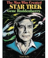 The Man Who Created Star Trek Gene Roddenberry - $12.16