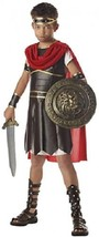 Large Gladiator Child Costume Halloween Decoration California Costume Co... - $53.48