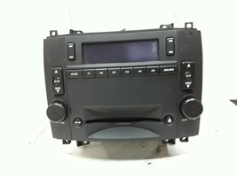 03 04 05 06 07 Cadillac CTS AM FM CD radio receiver OEM 10387598 - $98.99