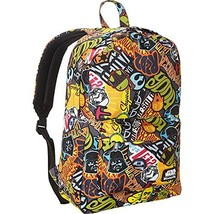 Loungefly Star Wars Floral Print Laptop Backpack (Star Wars Stickers AOP) - $63.17