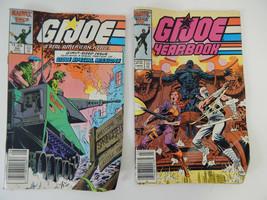 Pair Gi Joe Yearbook Mar #3 & #50 Aug. Marvel Comic Book , FAIR- Good - $8.41