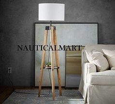 Classic Designer Miles Tripod Floor Lamp For Living Room - $395.01