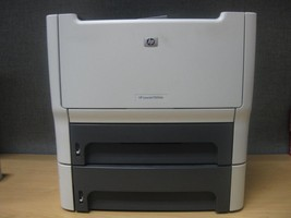 HP LaserJet P2015dn Workgroup Laser Printer NEW TONER - $155.20