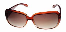 Esprit Womens Sunglass Brown Fade Plastic Rectangle Plastic, Gradient 19... - £13.68 GBP