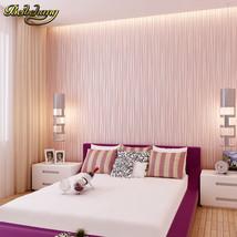 beibehang Modern plain wallpaper classic wall paper striped non-woven wallcoveri - $59.95