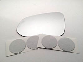 Fits 13-16 Toy Rav4 Left Driver Heated Replacement Mirror Glass Lens w/ Adhesive - $36.95