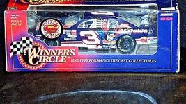 1999 Winners Circle Dale Earnhardt Jr. #3 1:24 scale stock carsAA19-NC8044 AC image 2