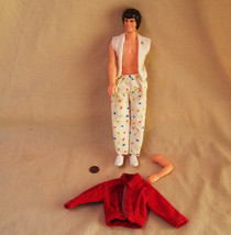 1988  Donny Osmond Doll Mattel  11.5 inches 1088 05001 AS IS Vintage - $9.99