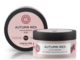 Maria Nila Colour Refresh Autumn Red 3.4oz
